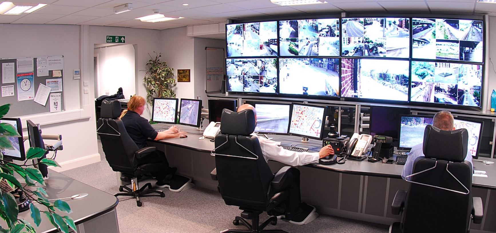 LTE connectivity for Video Surveillance